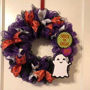 Other - Halloween wreath